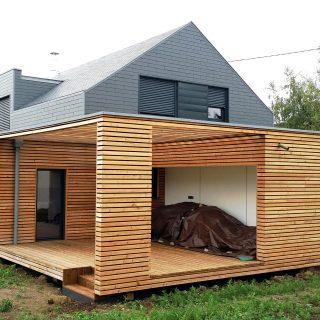 Isolation thermique pour maison ossature en bois : que choisir ?