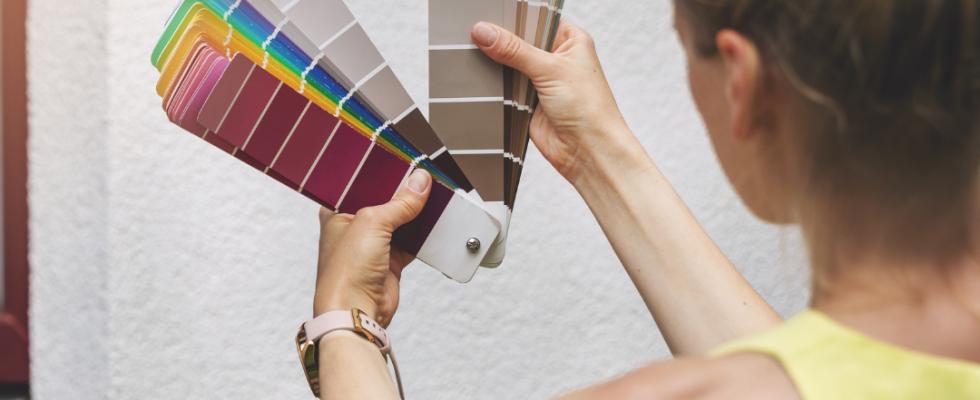 Idées de couleurs de peinture extérieure blanche