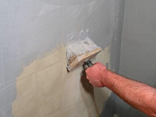 Peinture pour douche salle de bains